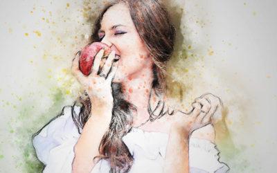 Csajok, almák…